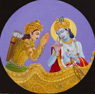 Krishna – The Supreme Vedantist